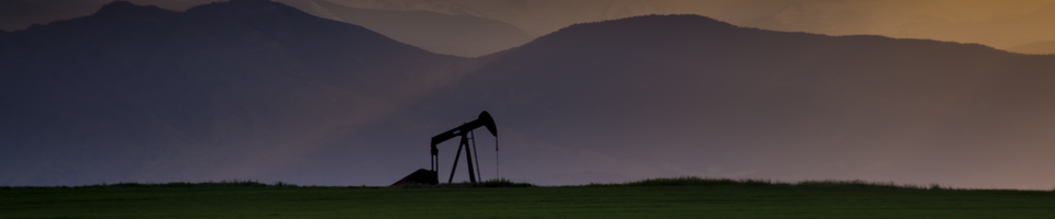 Mountain Pumpjack
